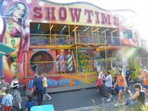 Traditional Fair Rides Hire