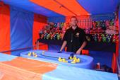hook a duck hire wales