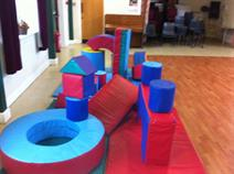 Soft play hire Cardiff