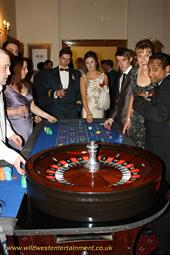 home croupier service