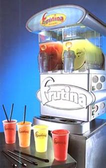 Slush puppy machine hire