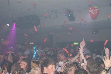 nightclub event hire