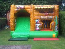 inflatable castle hire in south wales